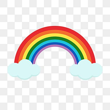 Cartoon Rainbow Png Images Vector And Psd Files Free Download On Pngtree