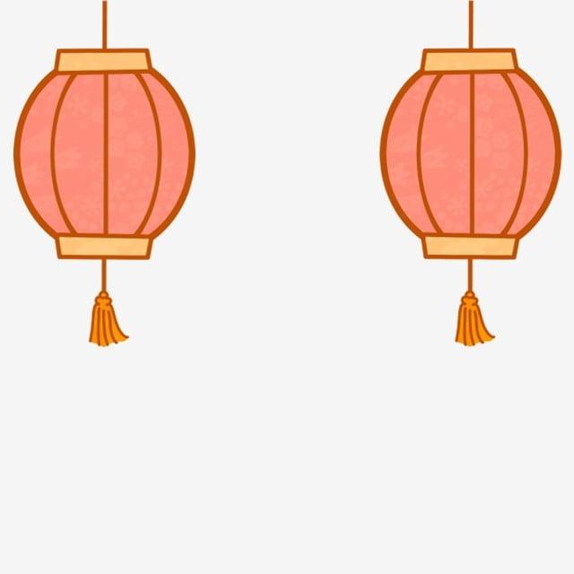 sepasang lampion png lentera tahun baru cina gaya cina png transparan gambar clipart dan file psd untuk unduh gratis sepasang lampion png lentera tahun