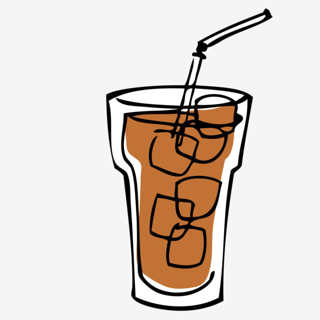 drink glass with ice cubes and straw free icon flaticon - 640×640