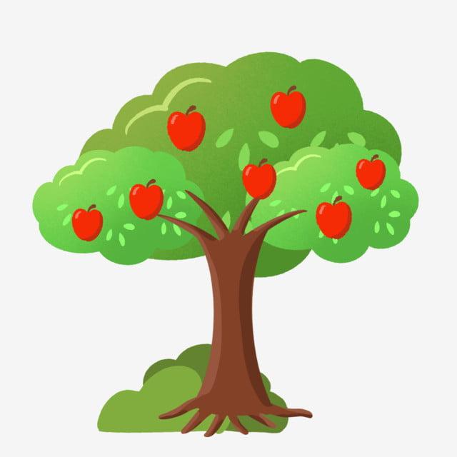 Árvore frutífera Plantio de árvores Mudas, baixo carbono, png | PNGEgg