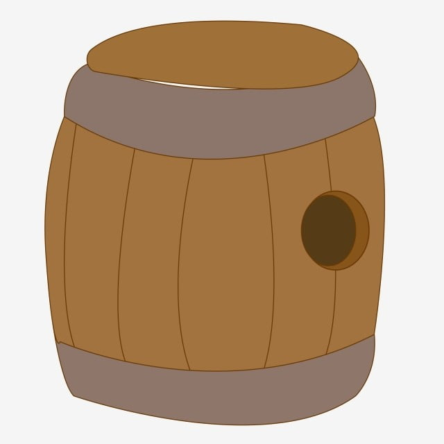Wooden Beer Box Free Illustration Beer Container Cartoon Hand