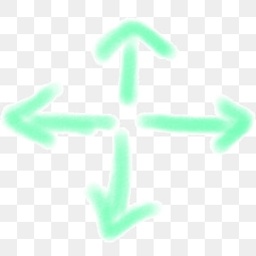 Free Download | Up And Down Arrows PNG Images, blue arrow