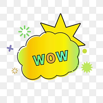 Wow Icon PNG Images   Vector and PSD Files   Free Download