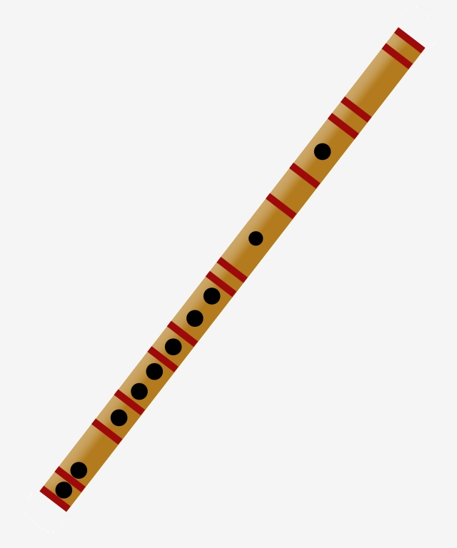 flute clipart free - 640×768