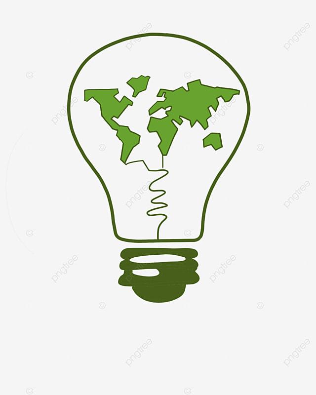 Cuidado del medio ambiente carteles ambientales bombillas - Luz y ambiente ...
