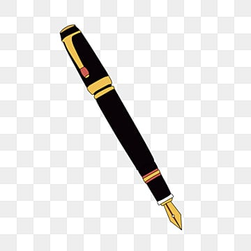 Cartoon Pen Png Images Vector And Psd Files Free Download On Pngtree