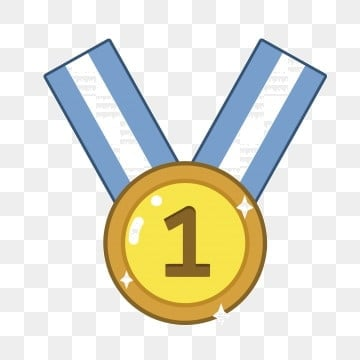 Champion Medal PNG Images | Vector and PSD Files | Free