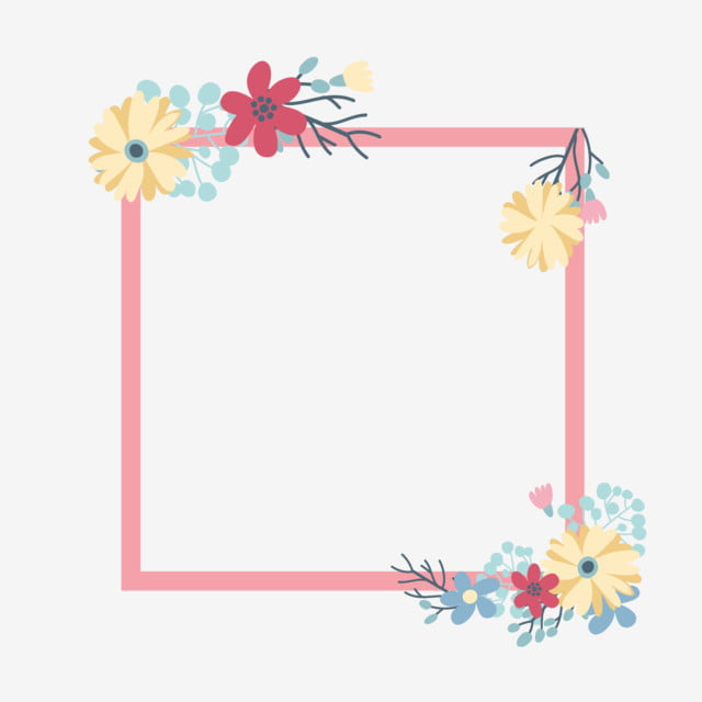 Beautiful Border Cartoon Illustration Aesthetic Border Frame Png And Vector With Transparent Background For Free Download Use these free aesthetic border #51724 for your personal projects or designs. beautiful border cartoon illustration