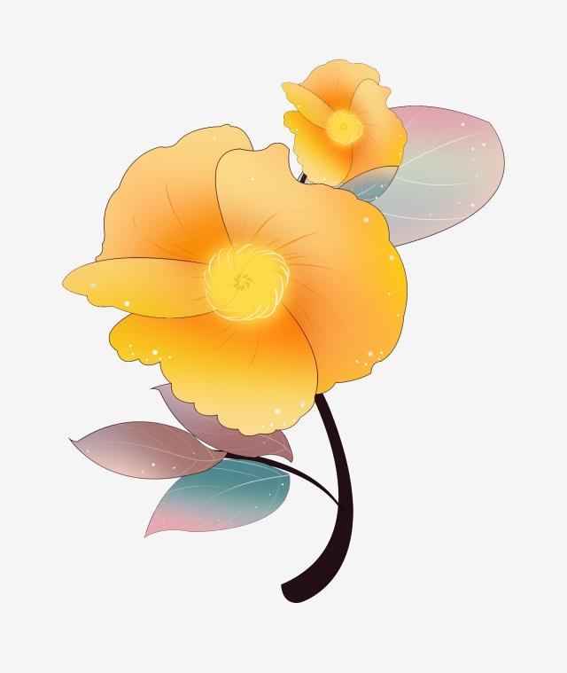 Gambar Ilustrasi Tanaman Bunga Ilustrasi Tanaman Bunga Yang Indah Bunga Bunga Indah Ilustrasi