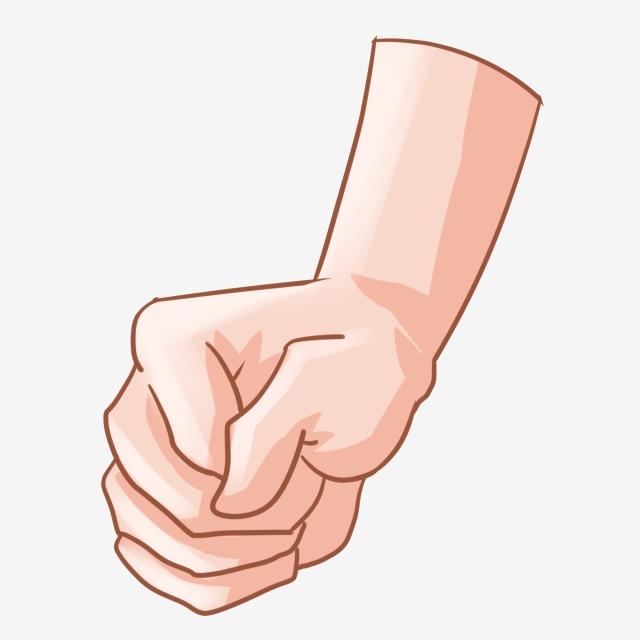 Fist Illustrator, Make A Fist, Lick Something, Gesture Gesture PNG