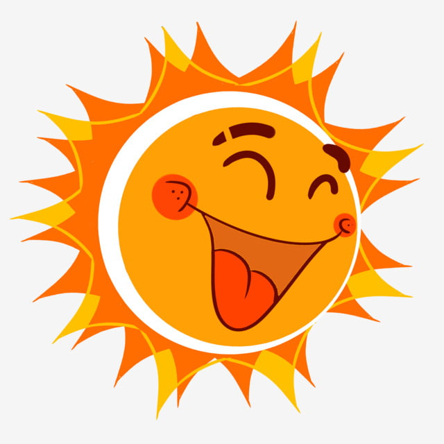 Smiley Sun Png, Vector, PSD, And Clipart With Transparent