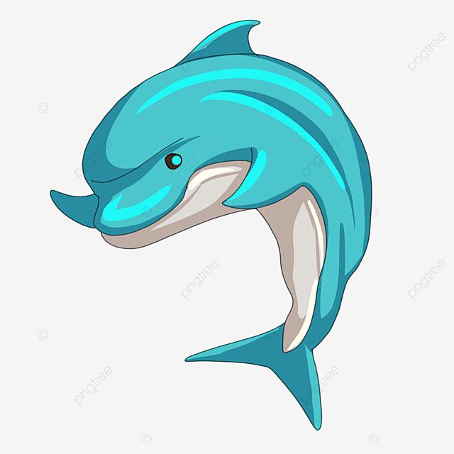 810+ Gambar Animasi Hewan Lumba-lumba Terbaik