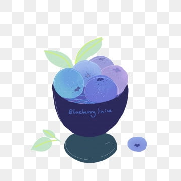 Blueberry Juice PNG Images | Vector and PSD Files | Free Download on