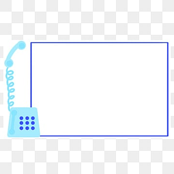 Vector Call Box Png Picture, Answer, Png Picture, Vector Material