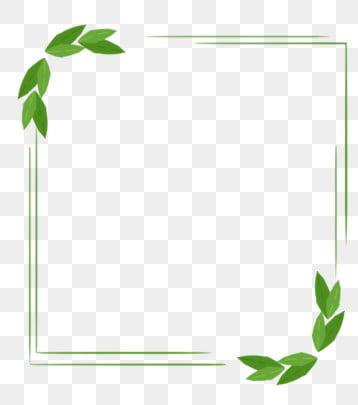 اطار اخضر Png الصور ناقل و Psd الملفات تحميل مجاني على Pngtree