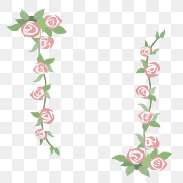 Rose Vines Png Images Vector And Psd Files Free Download On