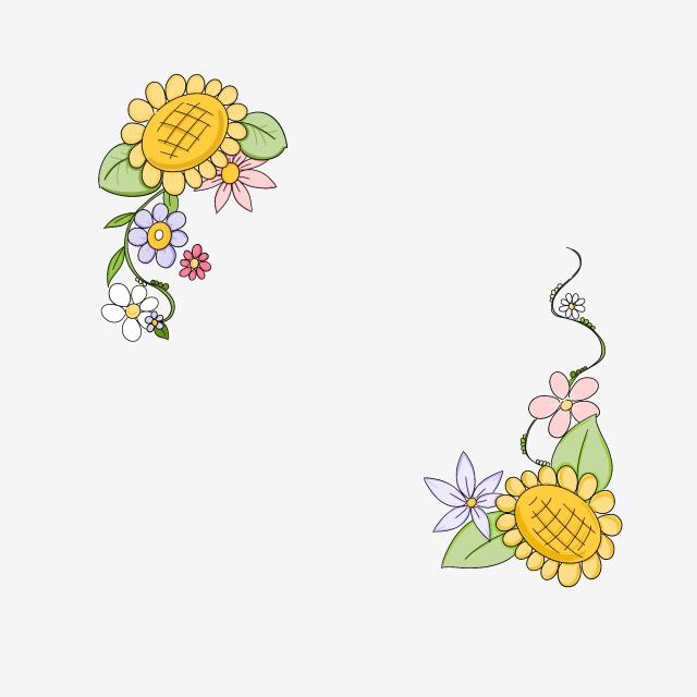 8000 Gambar Bunga Matahari Sederhana  Terbaik