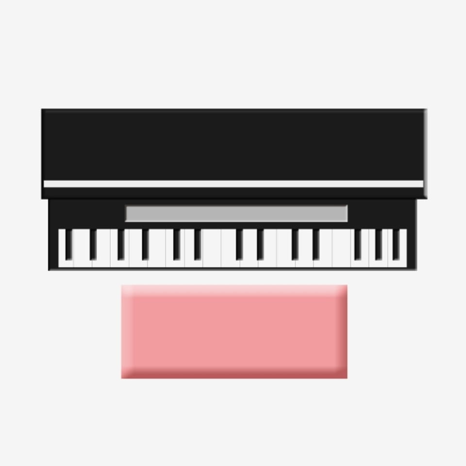Piano Instrument Piano Illustration, Musical Instrument, A