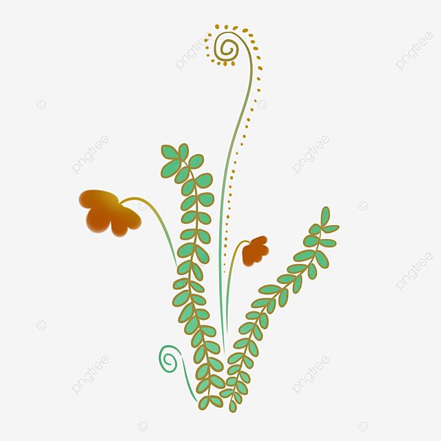 Gambar Ilustrasi Tanaman Bunga Ilustrasi Tanaman Bunga Segar Kecil Bunga Tanaman Bunga Png