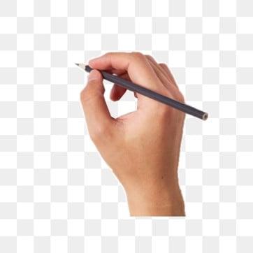 يد قلم رصاص Png الصور ناقل و Psd الملفات تحميل مجاني على Pngtree