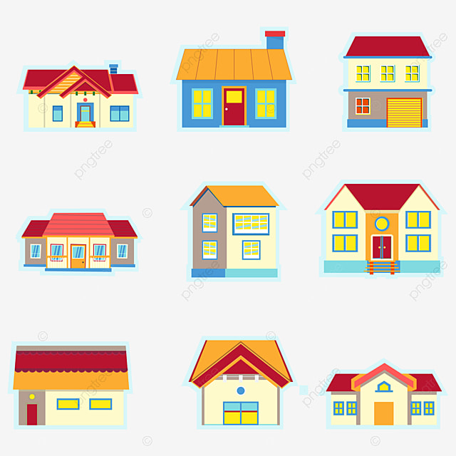House House Icon House Clipart House Real Estate Png And Vector With Transparent Background For Free Download