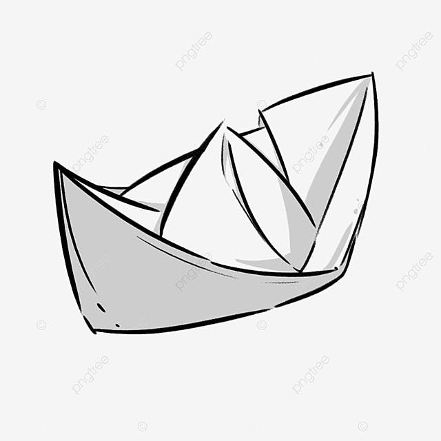 Bateau Origami Clipart De Bateau Petit Bateau En Papier Origami Fichier Png Et Psd Pour Le Telechargement Libre
