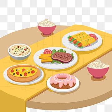 طاولة طعام Png الصور ناقل و Psd الملفات تحميل مجاني على Pngtree