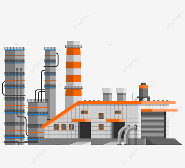 Industry Vector Png