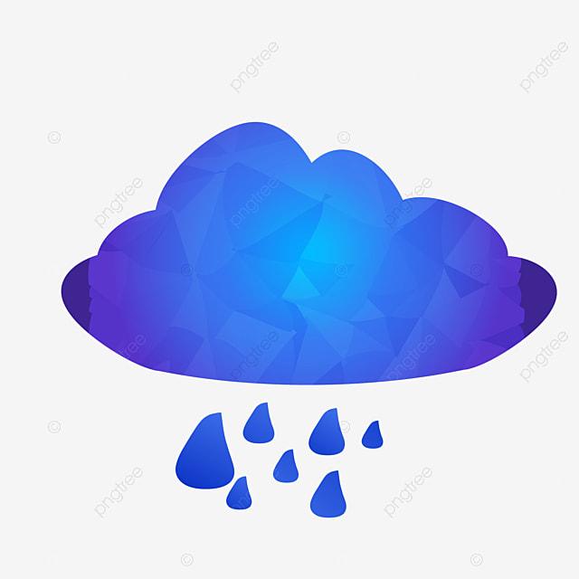 gambar awan cuaca hujan biru awan hujan png dan vektor untuk muat turun percuma pngtree