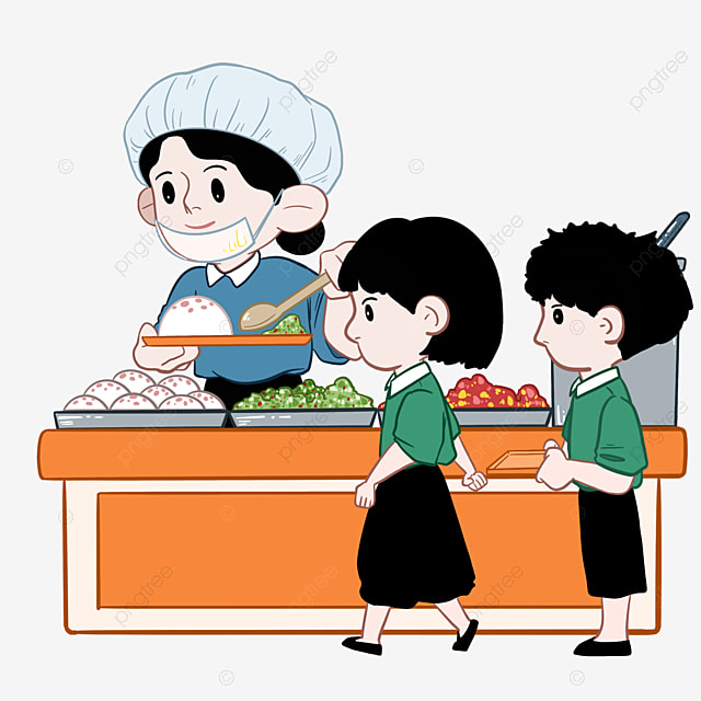 School Canteen School Canteen Restaurant Png Transparent Clipart Image And Psd File For Free Download