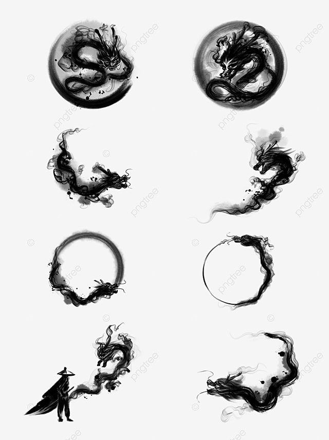 abstract smoke ink dragon material heroes smoke ink png transparent clipart image and psd file for free download abstract smoke ink dragon material