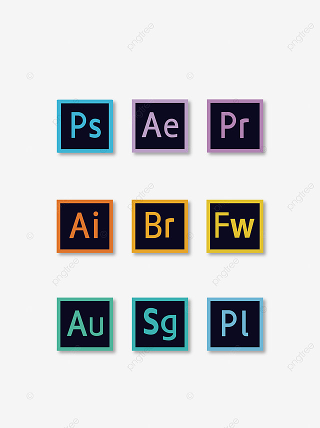 Adobe Design Software Icon Vector Downloadone Adobe Design Software Icon Png And Vector With Transparent Background For Free Download