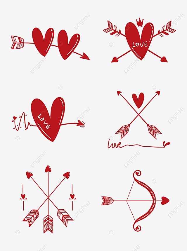 Arten von liebe