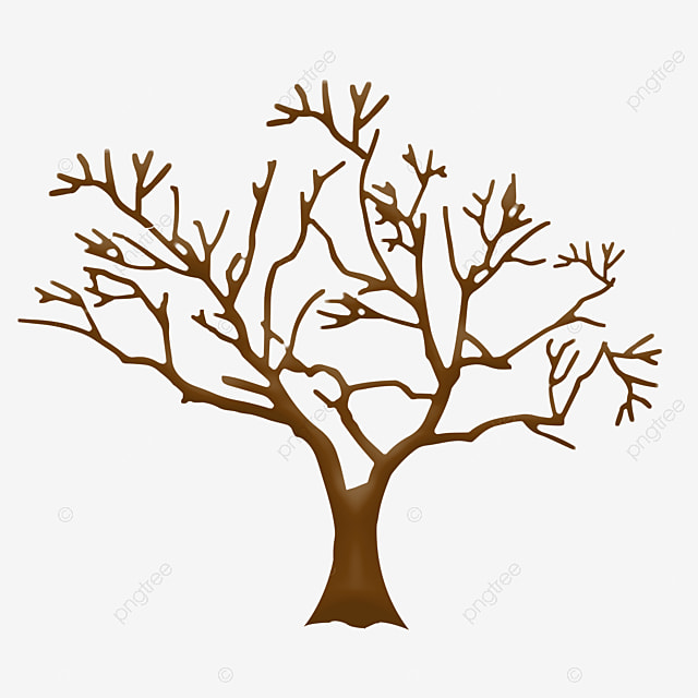 Bare Tree Trunk Element Pattern Bare Tree Clipart Trunk Trees Png Transparent Clipart Image And Psd File For Free Download