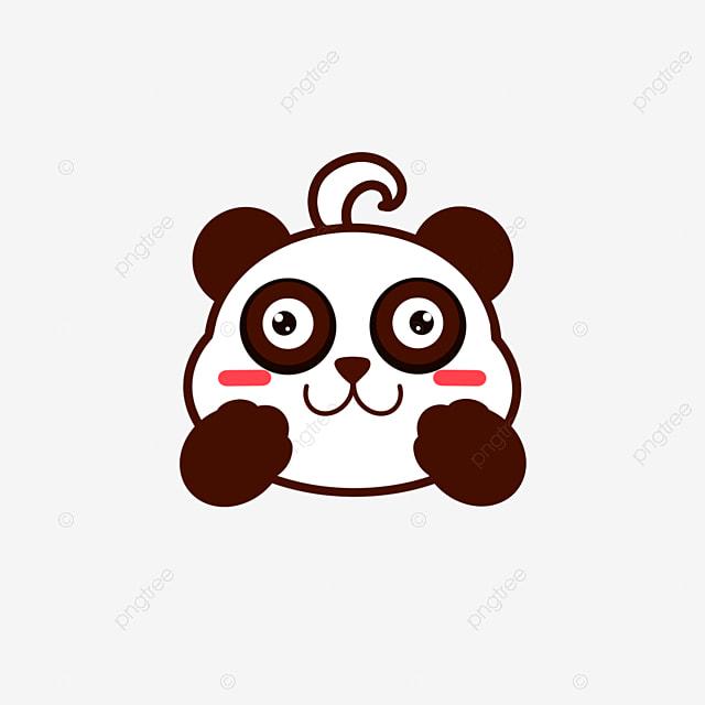 Gambar Hari Anak Anak Hitam Dan Putih Lucu Lucu Lucu Panda Kartun Desain Karakter Hewan Pria Yang Lucu Hari Anak Hitam Dan Putih Png Transparan Clipart Dan File Psd Untuk Unduh Gratis