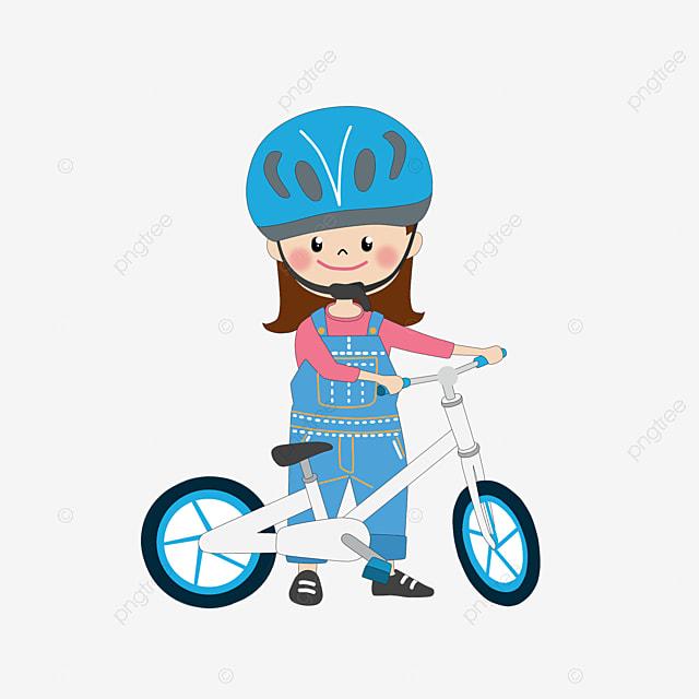 Hari Anak Anak Kartun Tangan Berwarna Warni Ditarik Gadis Kecil Naik Sepeda 61 Hari Anak Hadiah Hari Anak Png Transparan Gambar Clipart Dan File Psd Untuk Unduh Gratis