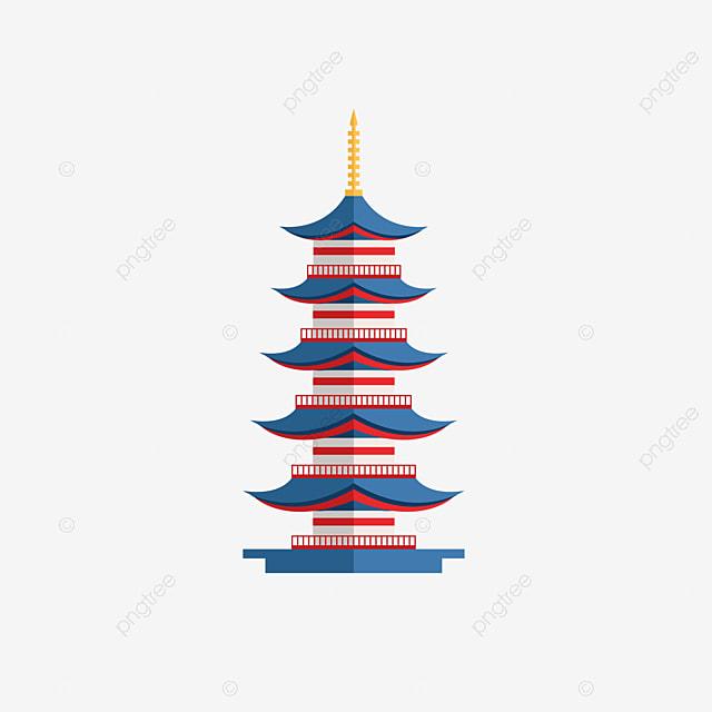 Torre Pintada à Mão Antiga Tang Grátis, Antiga Torre Da Dinastia Tang,  Arquitetura Antiga, Arquitetura Da Dinastia Tang PNG e vetor para download  gratuito