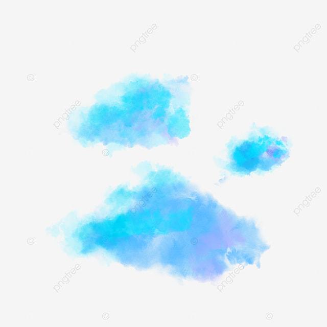 cat air yang dilukis dengan tangan bahan awan biru png gratis awan awan yang dilukis dengan tangan awan kartun png transparan gambar clipart dan file psd untuk unduh gratis awan kartun png transparan
