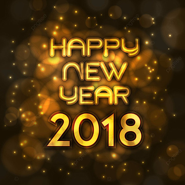 happy new year 2018 background new year background png and vector