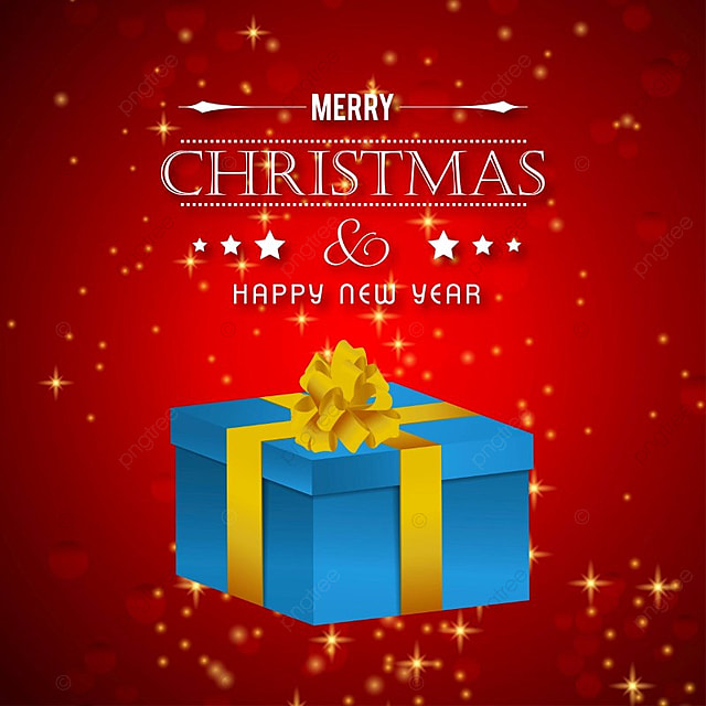 Chrismtas and new year greetings with red background and giftbox chrismtas and new year greetings with red background and giftbox christmas card blue copyright complaint download the free m4hsunfo