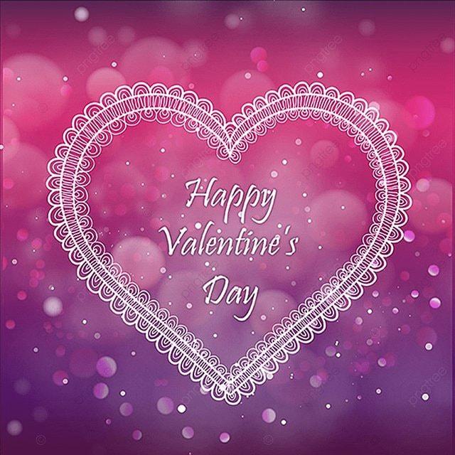 Rose Et Violet Valentine Contexte, Vector, Valentin, Lu0027amour PNG Et Vecteur