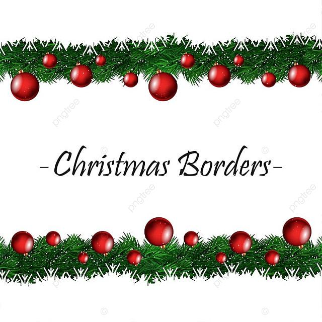 christmas border  christmas vector  border vector  2018