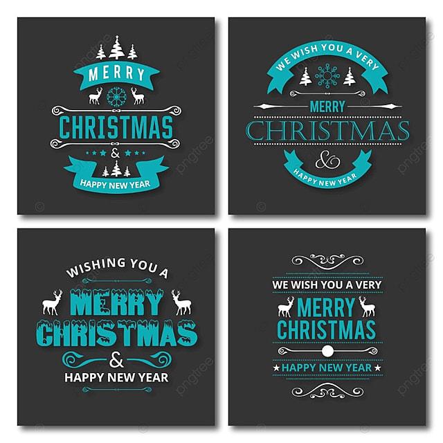 Navidad Juego Tipográfico, Background, Pancarta, Tarjeta PNG y ...