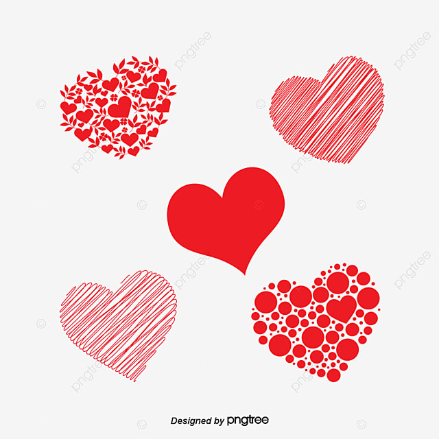 Heart Shapes Vector, Heart Shape, Computer Icon, Vector PNG and ...