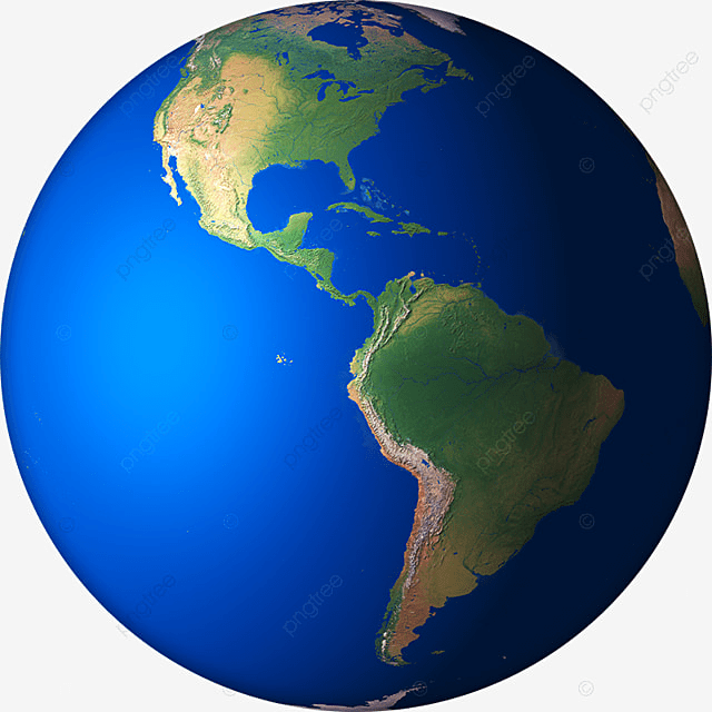 3d earth render 02 globe earth planet png and psd