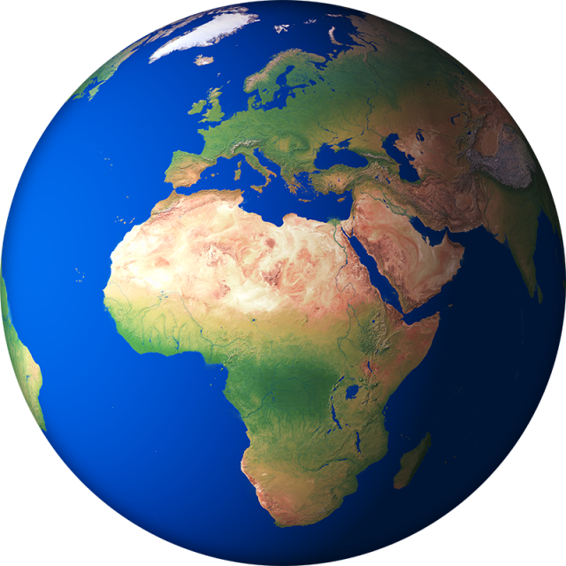 3d earth render 10 globe earth planet png and psd