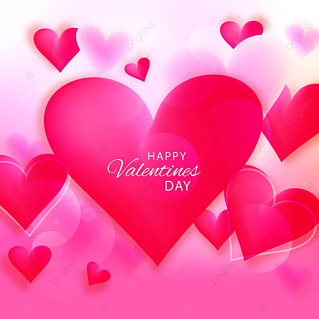 Realistic Valentine S Day Background Valentine Day Background Png