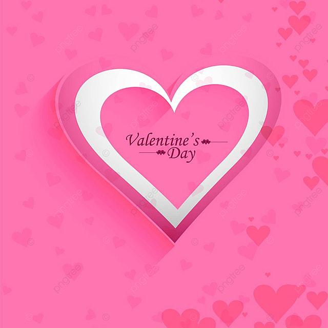 Beautiful Valentine\'s background design, Valentine, Day ...