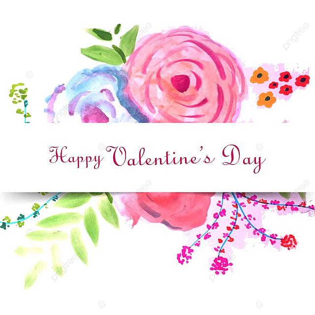 Happy Valentines Day PNG Images | Vectors and PSD Files | Free ...