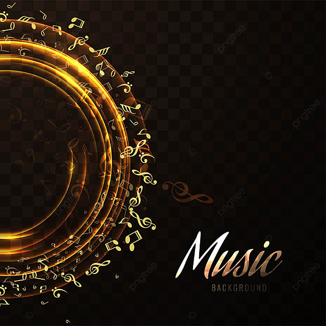 Modern Colorful Music Background Abstract Background Backdrop Png